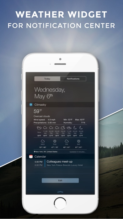 download Climasky Lite - Photo Weather Sharing apps 0