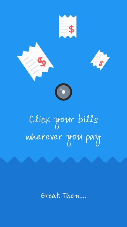 ClickBill - A new way to store bills and manage expenses screenshot-3