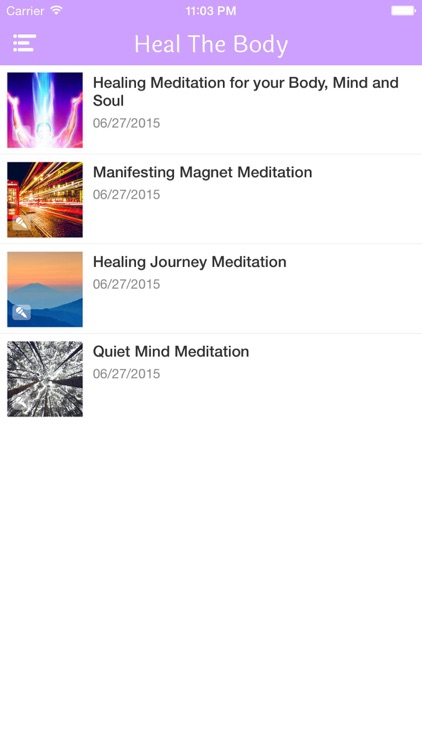 Guided Meditation for Healing  the Body, Mind and Soul!-Jafree Ozwald screenshot-2