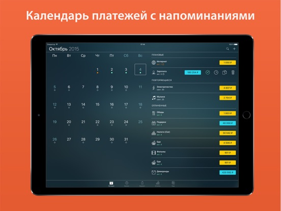 Money Pro: Личные Финансы Screenshot
