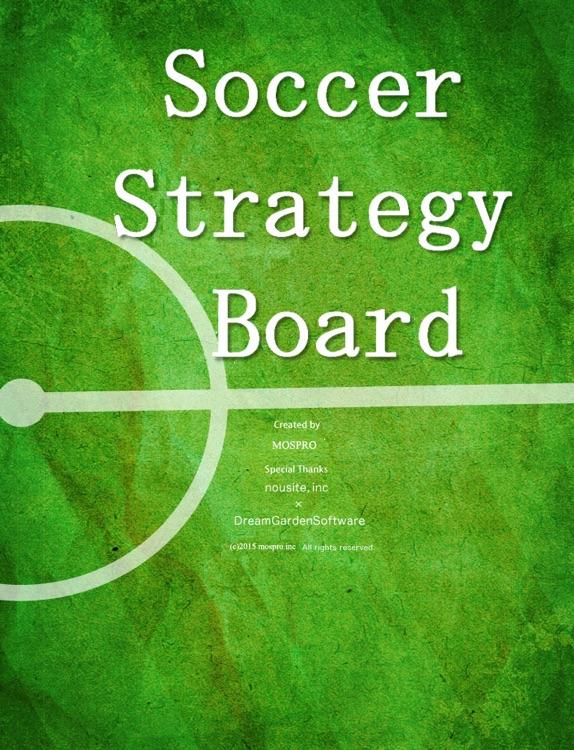 Soccer Strategy Board