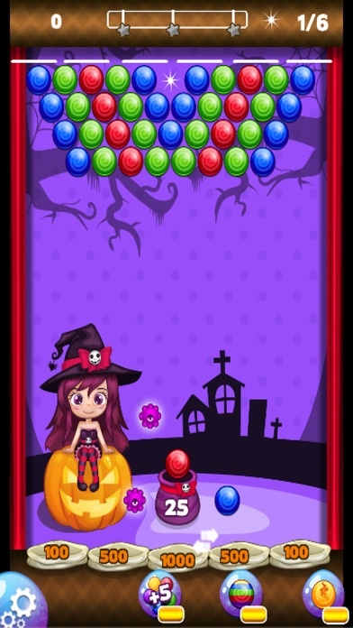 download Sweet Halloween Match 3 Game apps 1