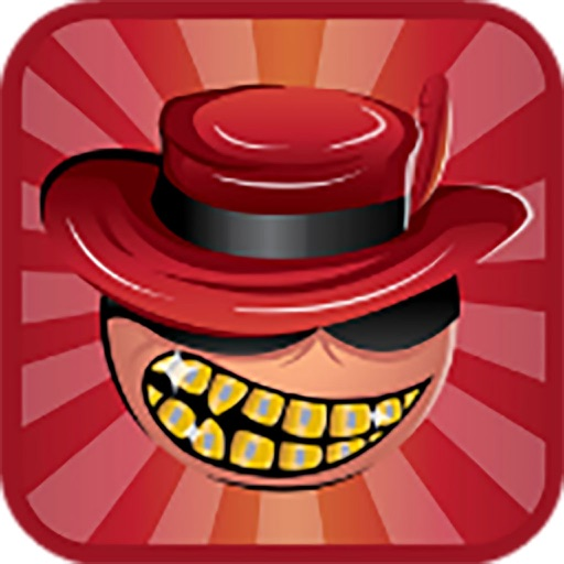 Afro Pimp - FREE Comic Pic Creator with Bling Teeth, Cap & More iOS App