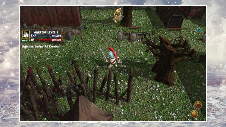 World War Of Warriors screenshot-4