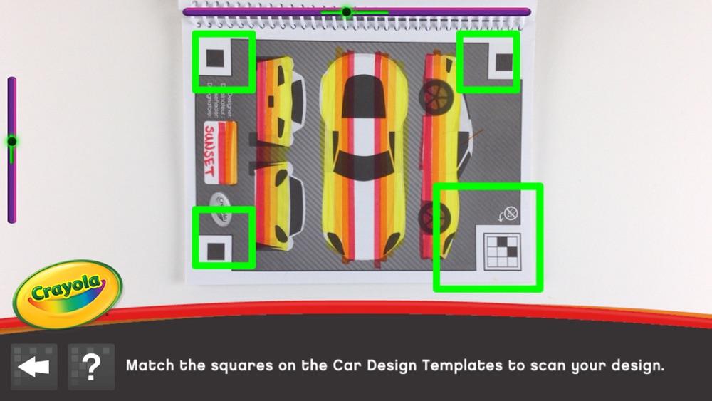 Crayola Design & Drive hack tool