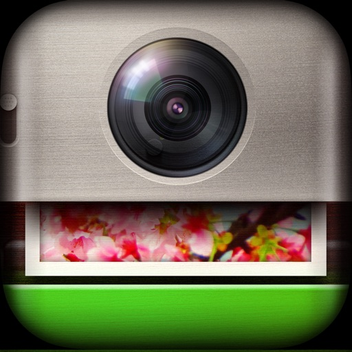 Old Camera 8 Pro - Photo Editor & Blender : Best Filter Edits Plus Awesome FX