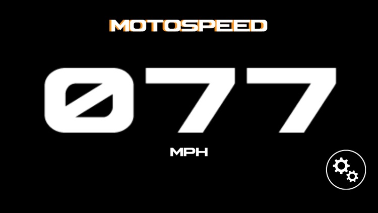 MotoSpeed-Speedometer and Speed Limit Alert System for Motorcycle Rides screenshot-4