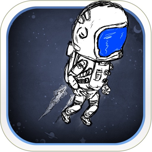 Astronaut Jetpack Rider - Space Jump Escape (Free)
