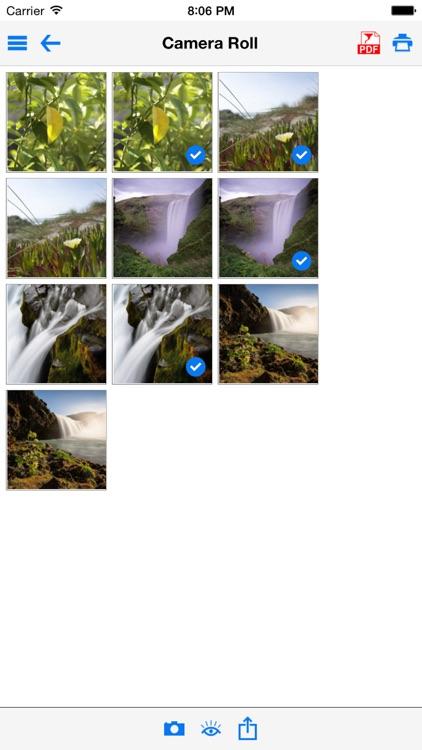 Save2PDF for iPhone screenshot-3