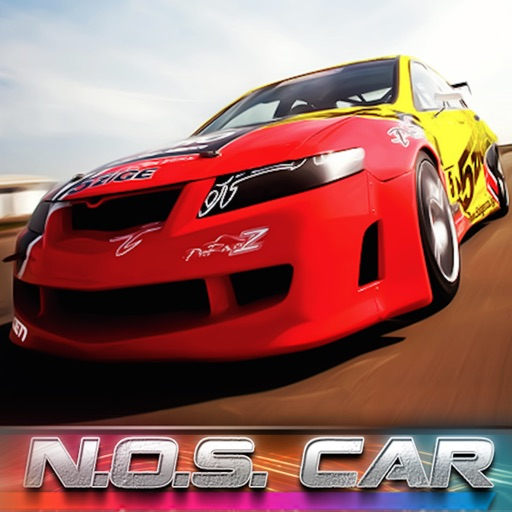 N.O.S. Car Speedrace