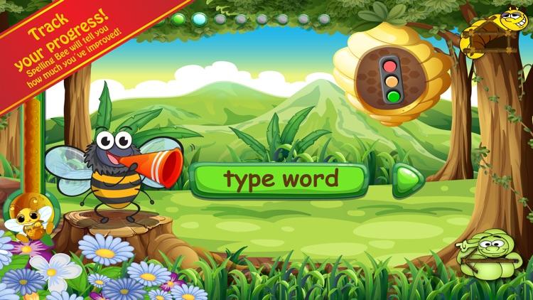 Spelling Bug 1st Grade Words Lite