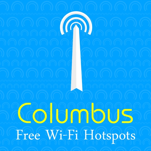 Columbus City Free Wi-Fi Hotspots icon