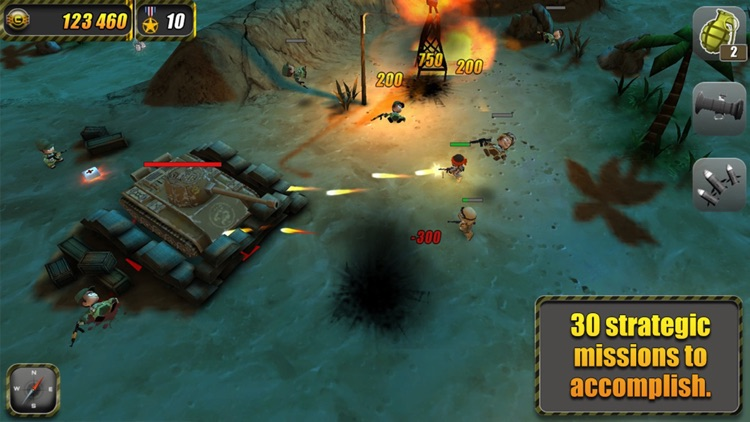 Tiny Troopers screenshot-2