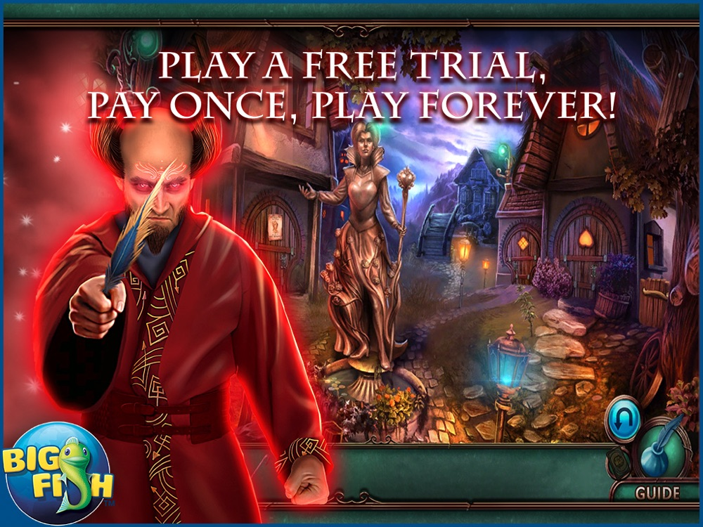 Nevertales: Smoke and Mirrors HD – A Hidden Objects Storybook Adventure