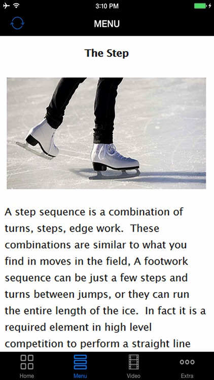 Learn Basic Ice Skating - Easy Beginners' Guide, Let's Start Skate! screenshot-1
