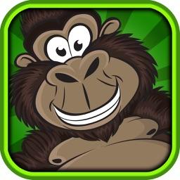 The Mighty Gorilla in the Jungle Saga Casino Vegas Slots Machine