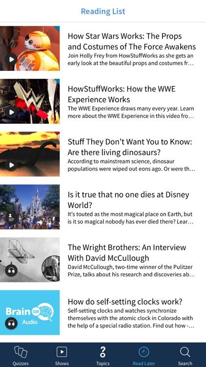 HowStuffWorks screenshot-4