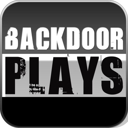 Backdoor Plays: Scoring Playbook - with Coach Lason Perkins - Full Court Basketball Training Instruction - XL icon