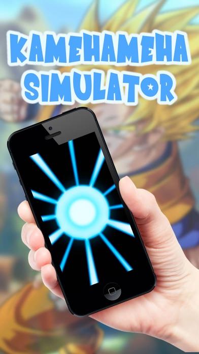 Power シミュレータ - Dragon Ball Z (ドラゴンボールZ) Edition - Make かめはめ波, ファイナルフラッシュ, 魔貫光殺砲 と 気円斬のおすすめ画像1