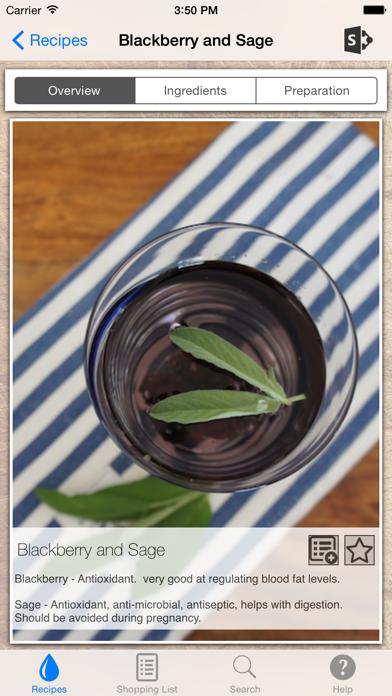 Infused Water Recipesのおすすめ画像2