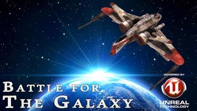 銀河のための戦い。のスペース・ウォーズ - スターファイターベトナム戦争 - コンバットフライトシミュレータのおすすめ画像1