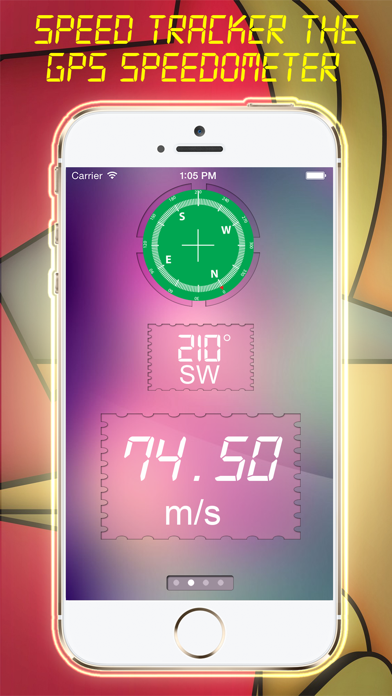 download Speed Tracker the GPS Speedometer apps 1