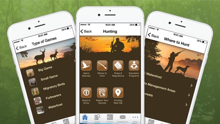 New York Fishing, Hunting & Wildlife App - Pocket Ranger® screenshot-4