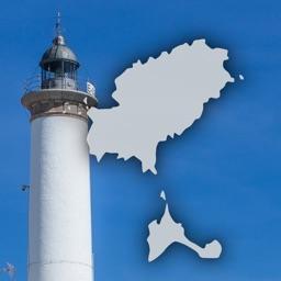 Lighthouses of the Balearic Islands – Ibiza+ Formentera