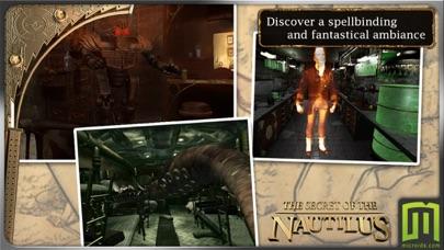 Jules Verne's Mystery of the Nautilus - (Universal) screenshot three