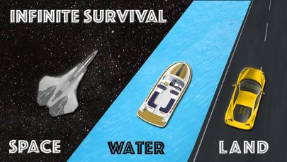 Infinite Survival (Land, Sea & Space) Free screenshot one