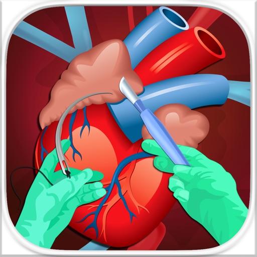 Heart Surgery Simulator - Virtual Kids Surgeon Games FREE