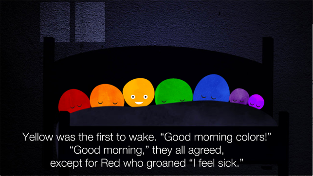 Red In Bed Screenshot