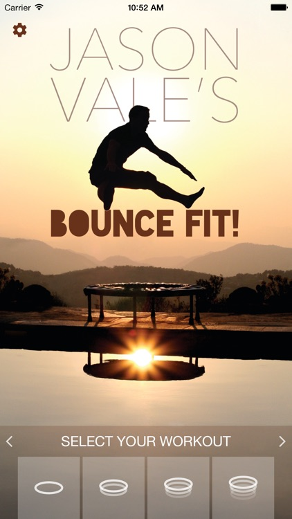 Jason Vale's BounceFit! screenshot-1