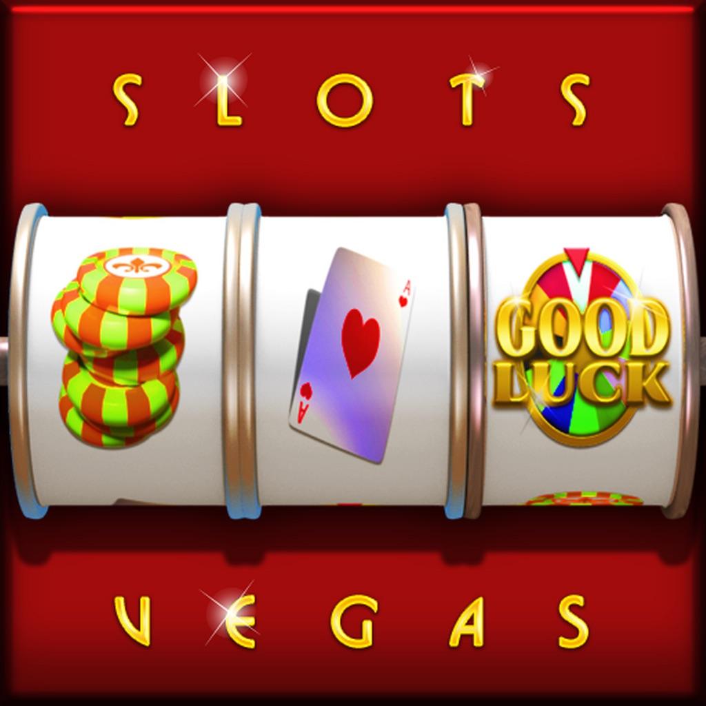 Vegas Slots - Spin to Win Good Luck Wheel Prize Classic Las Vegas Casino Slot Machine