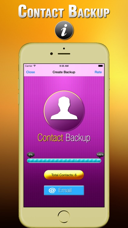 Contacts Backup & Transfer