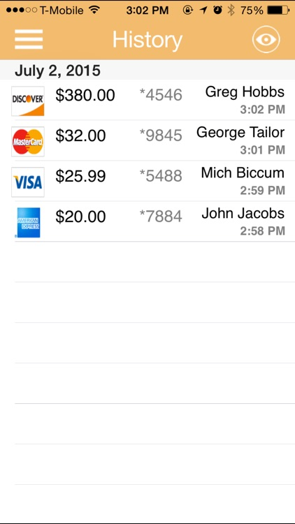 Credit Card Reader for iPhone screenshot-3
