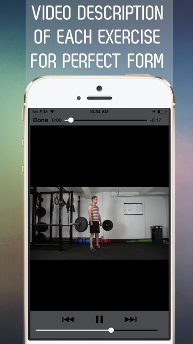 download 7 Minute Cross Training Deadlift Workout for Back, Butt, Legs, and Hips apps 0