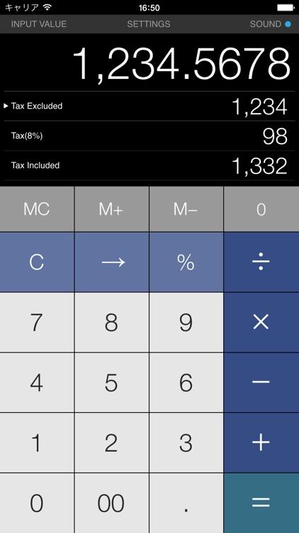 Tax Calculator