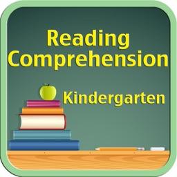 Kindergarten Reading Comprehension Practice