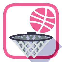 Basketball Flick - Dunk Slam Showdown