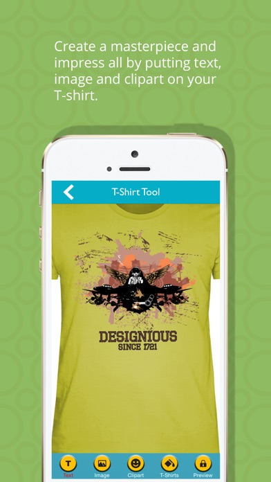 T-Shirt Designer Tool App - by Panacea Infotech Private Limited