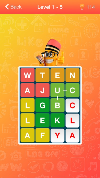 Worders XXL - word search puzzle game for lovers crosswords, hangman and scramble games