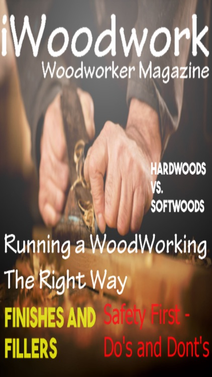 iWoodwork: Woodworking Magazine screenshot-3