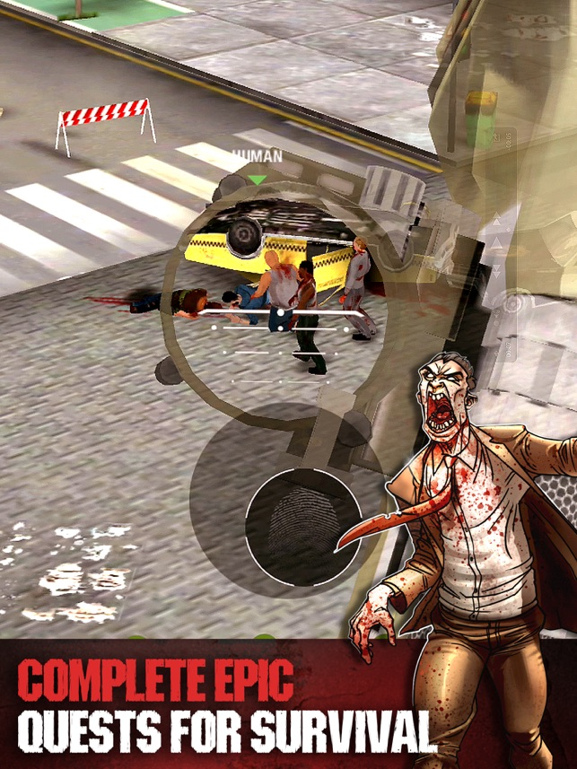 Dead Among Us Screenshot