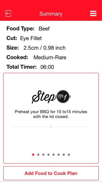 The Weber BBQ Timer screenshot-3
