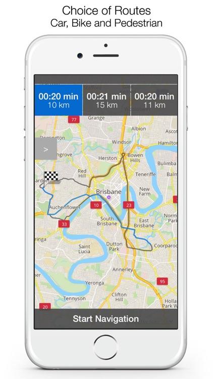 New Zealand Offline Maps and Offline Navigation screenshot-3