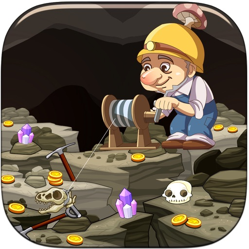 Treasure Cove - Lost Fossil Paradise: Speedy Grabbing Adventure