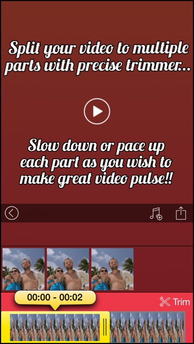 download Pulsar - Slow down, Speed up and Accelerate your video apps 0