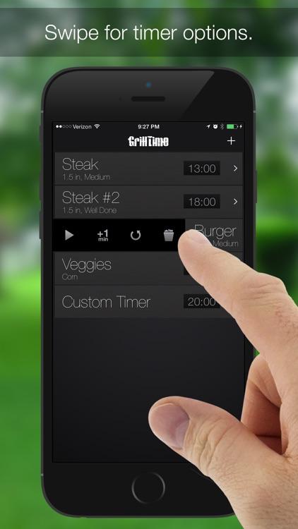 GrillTime screenshot-4