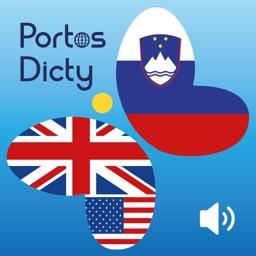 PortosDicty useful English Slovenian phrases with native speaker audio